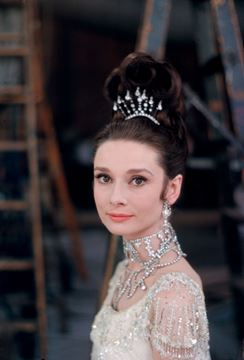 Picture of Portrait of Audrey, My Fair Lady, 1963