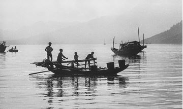 Picture of On the Same Boat, Sha Tin, 1961