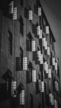 Picture of Melody of Windows, Jordan, 1957